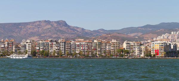 İzmir Manzarası - Ebru Yetim